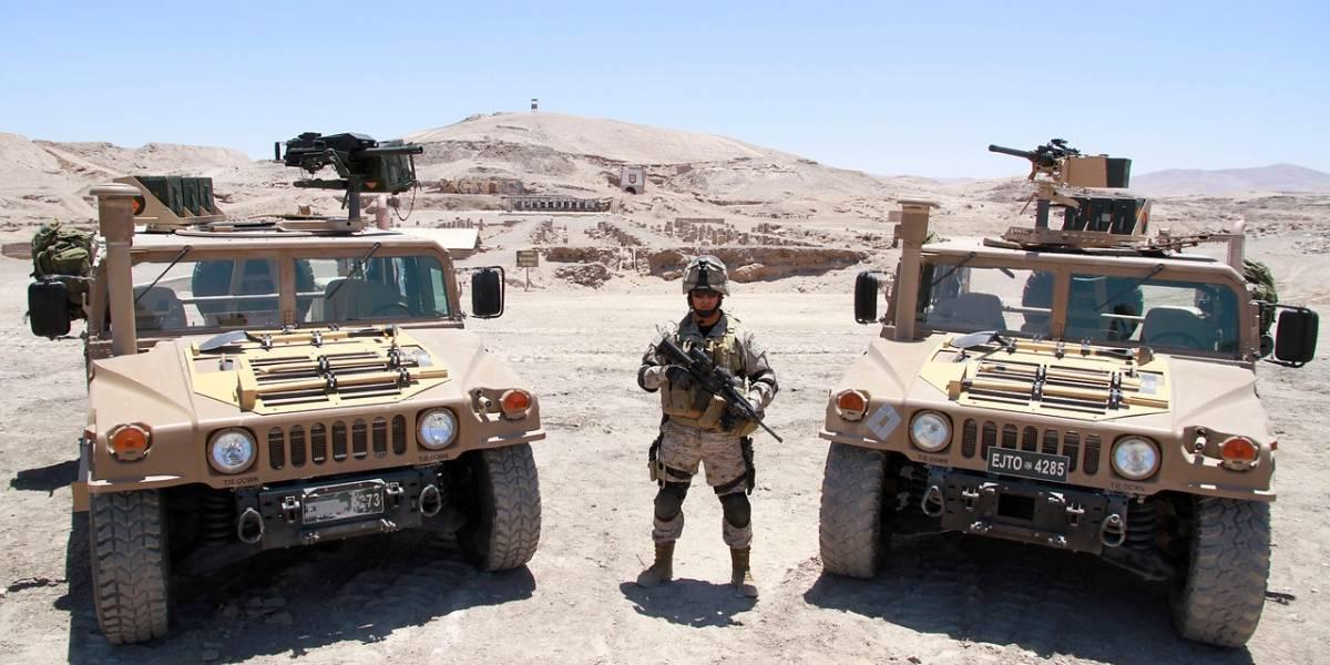 """FFAA se sumarán a la lucha contra el narcotráfico: """"Plan Frontera 2"""" comenzará a operar en enero en la zona norte"""