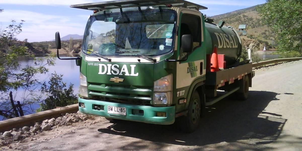 Crean sistema para elevar la seguridad en la operación de los camiones de Disal