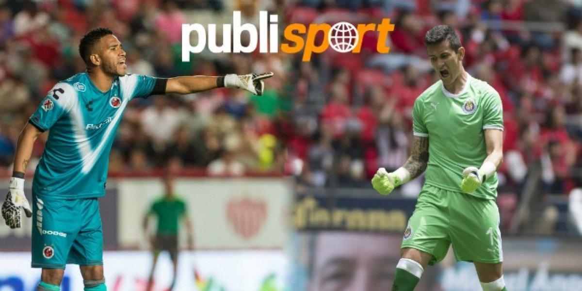 Veracruz vs. Chivas ¿Dónde y a qué hora ver el partido?