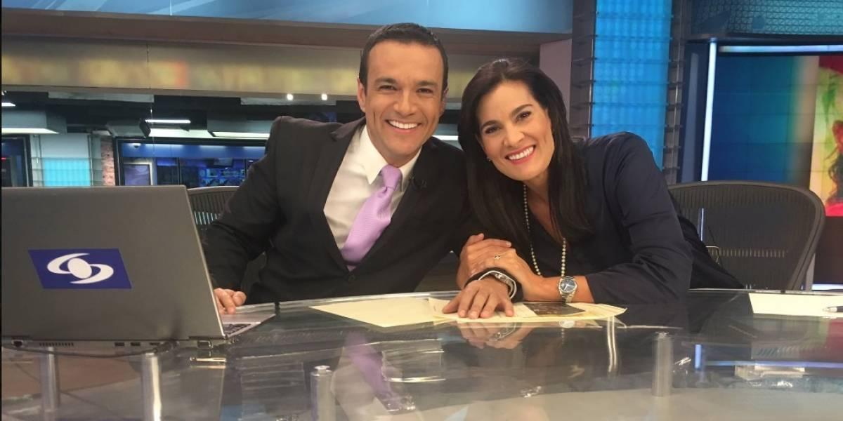 Juan Diego Alvira y Vanessa de la Torre son motivo de risas por video