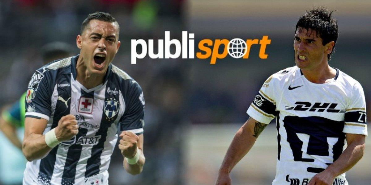 Monterrey vs Pumas ¿Dónde y a qué hora ver el partido?