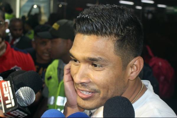 Capturan presunto asesino de la sobrina del jugador del Junior, Teófilo Gutiérrez.