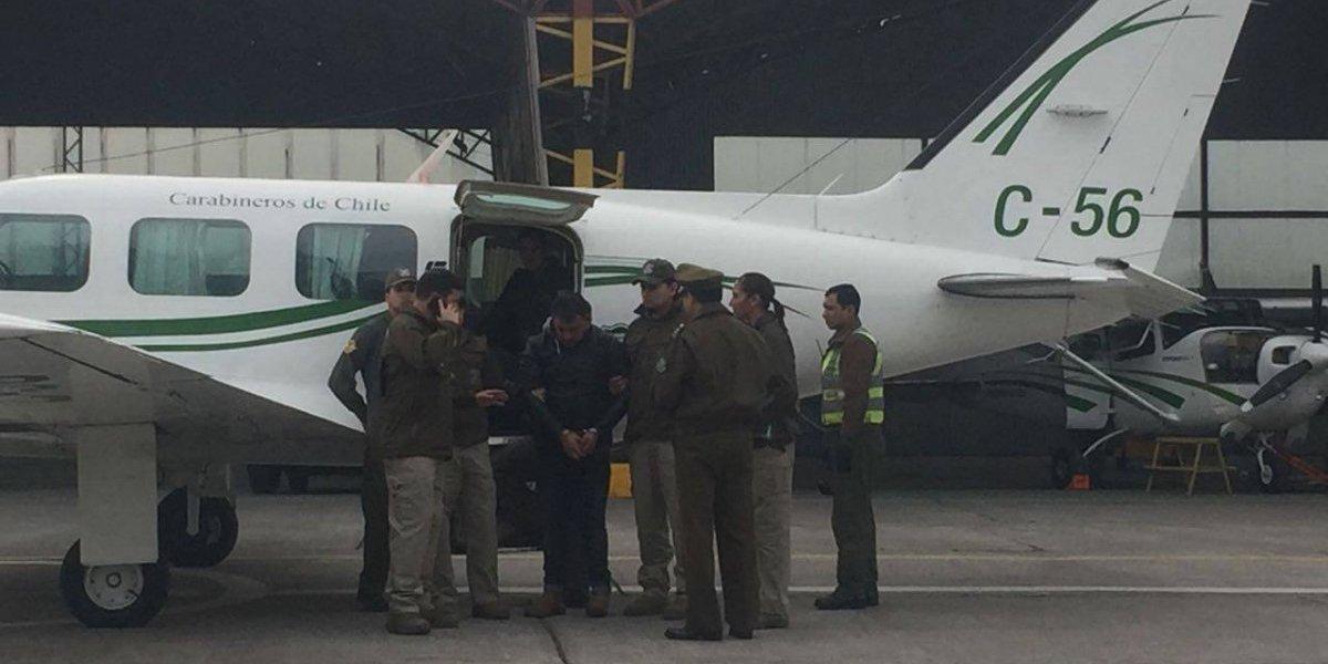 Hallazgo del presunto autor de la falsa alerta de bomba en aviones desata encontrón: Carabineros y la PDI difieren sobre quién lo detuvo
