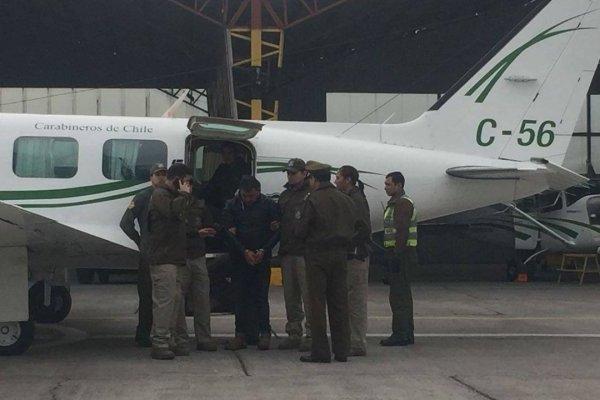 Detención de presunto autor de falsa alerta de bomba desata encontrón entre Carabineros y la PDI