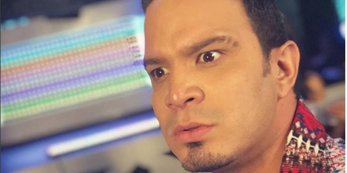 El 'Chino' Moreira pide disculpas por video donde imita la muerte de 'Sharon la Hechicera'