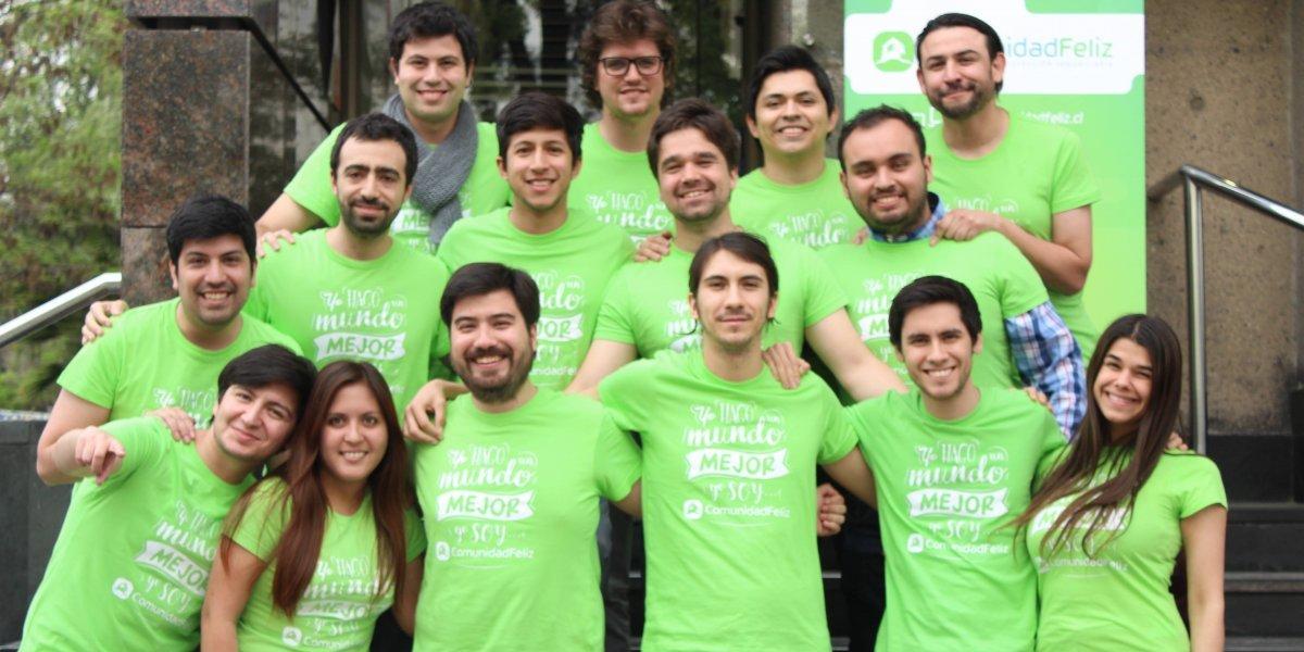 """ComunidadFeliz a un año de ganar el Premio Emprende: """"Significó una gran vitrina"""""""
