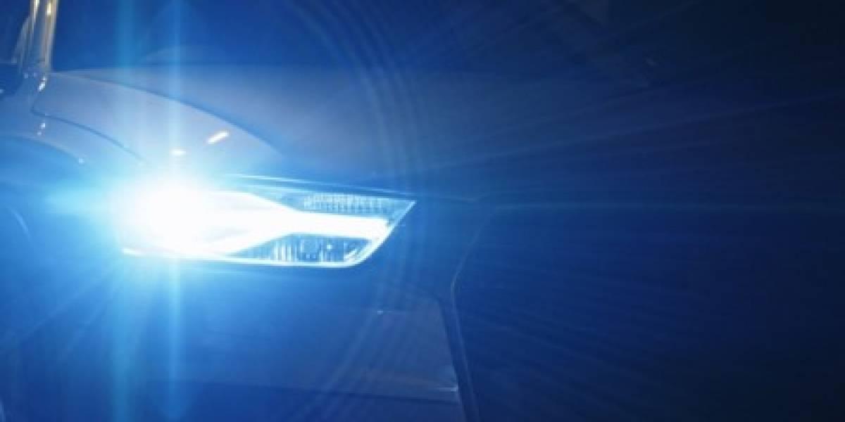 Digesett comenzará mañana a fiscalizar a conductores que lleven luces LED