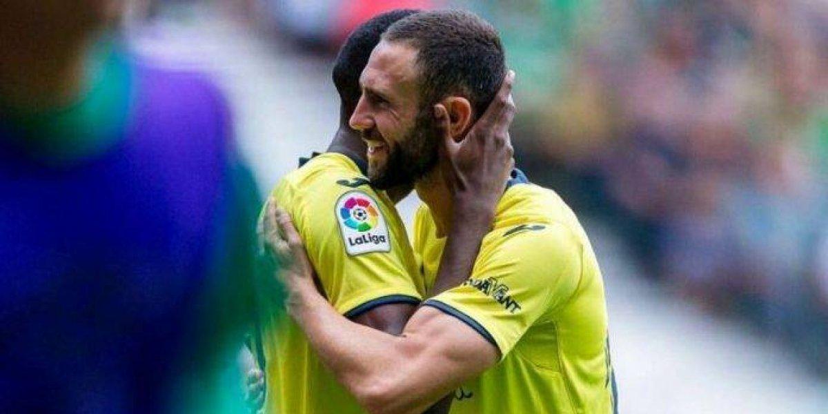 Miguel Layún ya tiene número en Villarreal