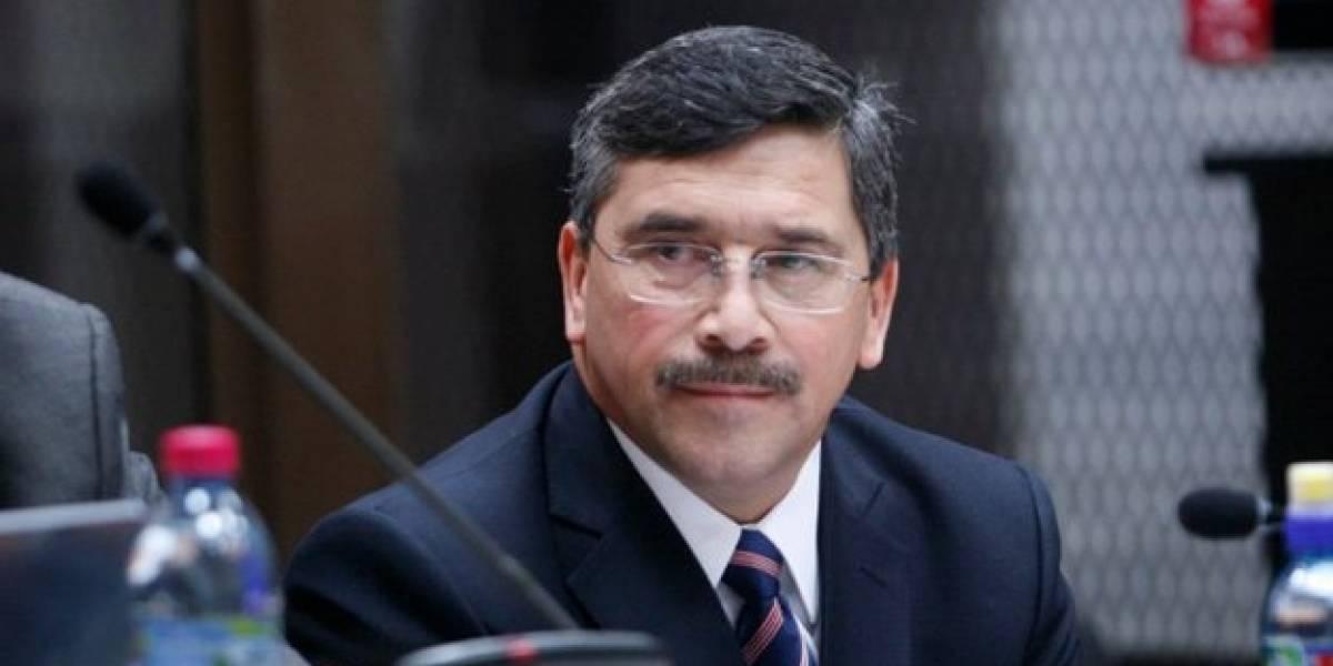 "Edgar Barquín declarará como testigo de ""Chico Dólar"" en juicio"