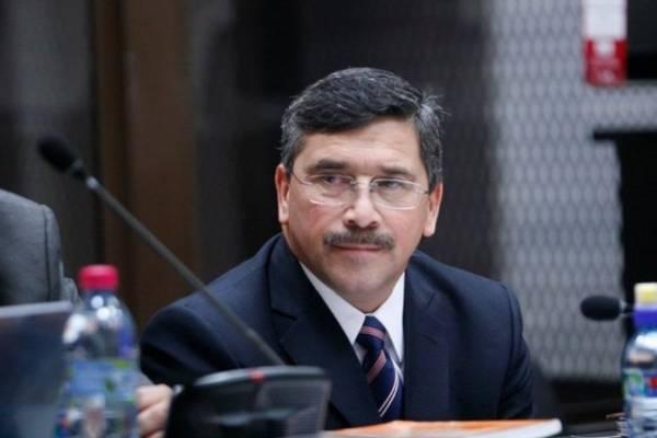Edgar Barquín, expresidente del Banco de Guatemala.