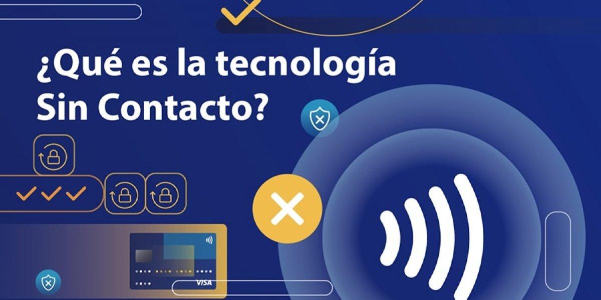 ¿Qué es la tecnología Sin Contacto?