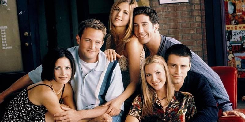 Friends: la ciencia comprueba que Ross sí podía subir el sofá por la escalera