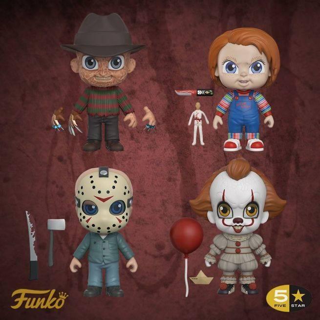 Funko 5 Star Horror