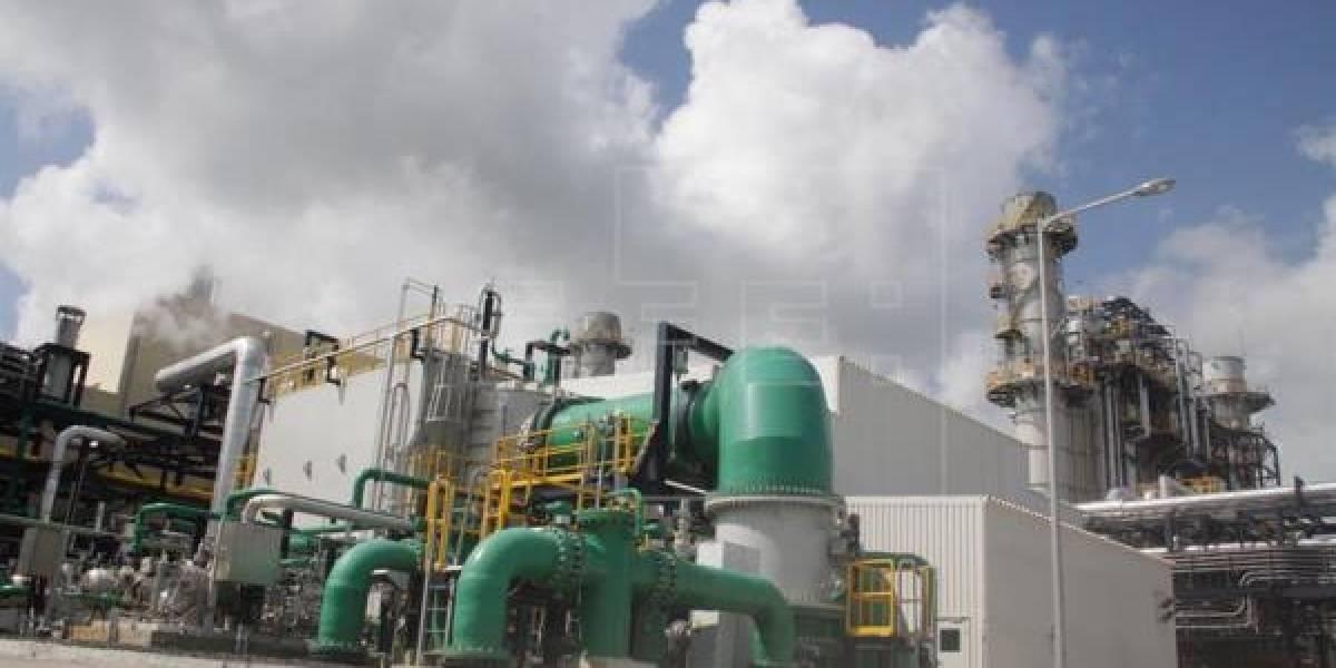 Inauguran primera planta de gas de natural en Centroamérica