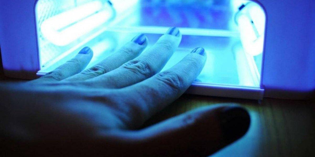 Usar gelish en exceso puede provocar cáncer de piel