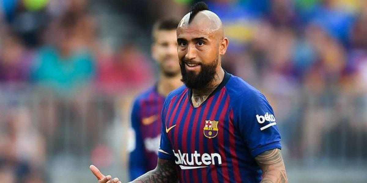 Minuto a minuto: El Barça con Vidal de titular debuta en la Copa del Rey ante Cultural Leonesa