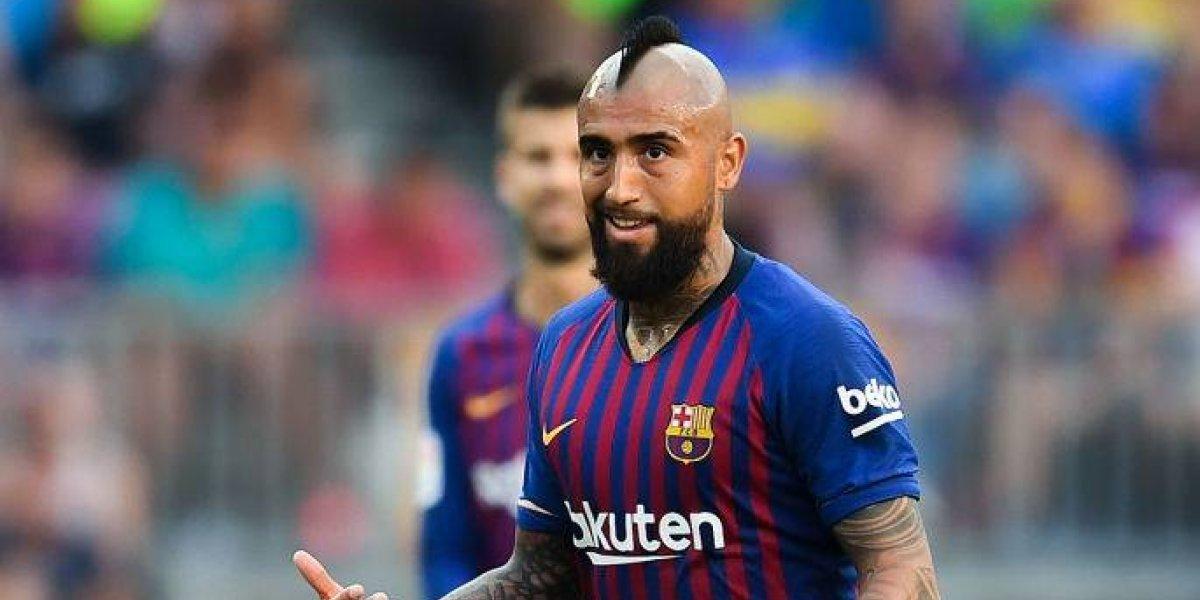 """¿Once de """"gala"""" sin Vidal? La formación que prepara el Barça para el debut en la Liga española"""