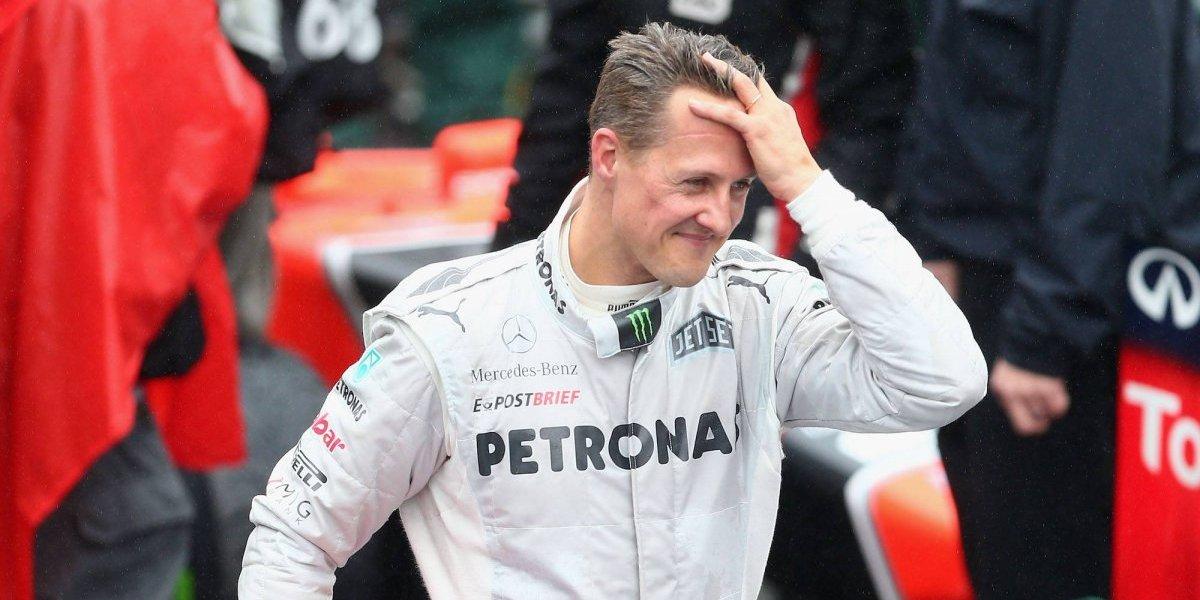 Desmienten traslado de Michael Schumacher a España