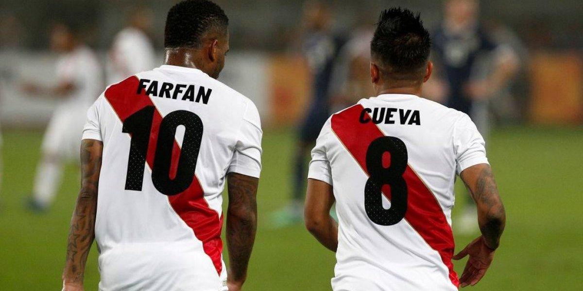 Perú anunció su nómina para enfrentar el amistoso con Chile sin el suspendido Paolo Guerrero