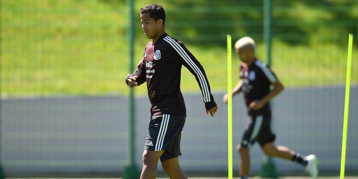 Giovani dos Santos se lesiona y podría estar fuera un mes