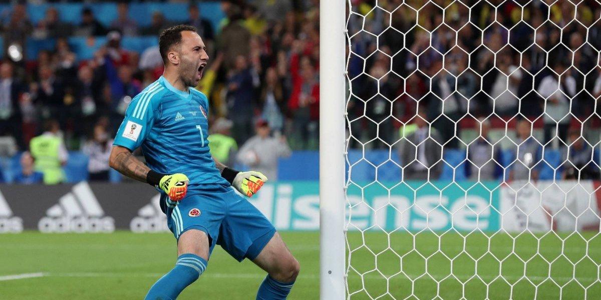 Napoli confirma fichaje de David Ospina