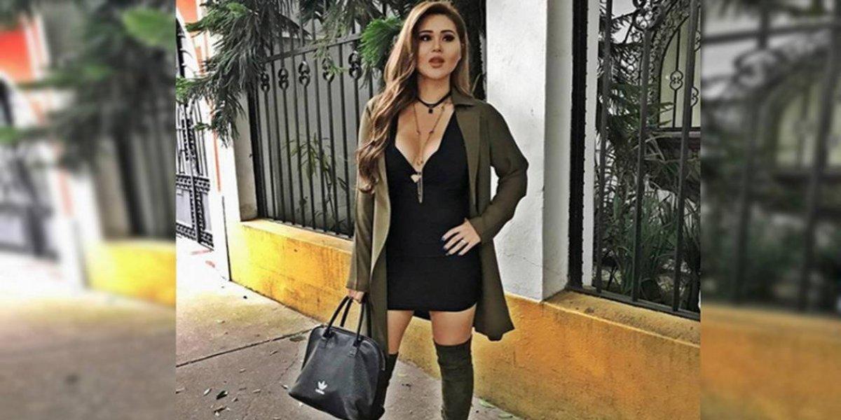 Gomita presume figura de infarto luciendo diminuta lencería en Instagram