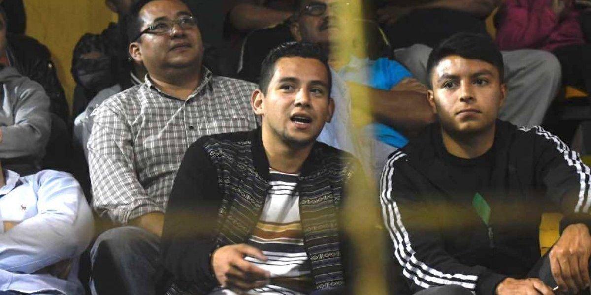Todo está listo para el debut del hijo de Jimmy Morales en la Liga Nacional