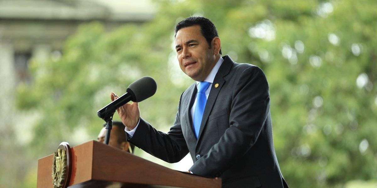 """Presidente Morales llama a construir una patria digna y no permitir que """"otros vengan a pisotear"""""""