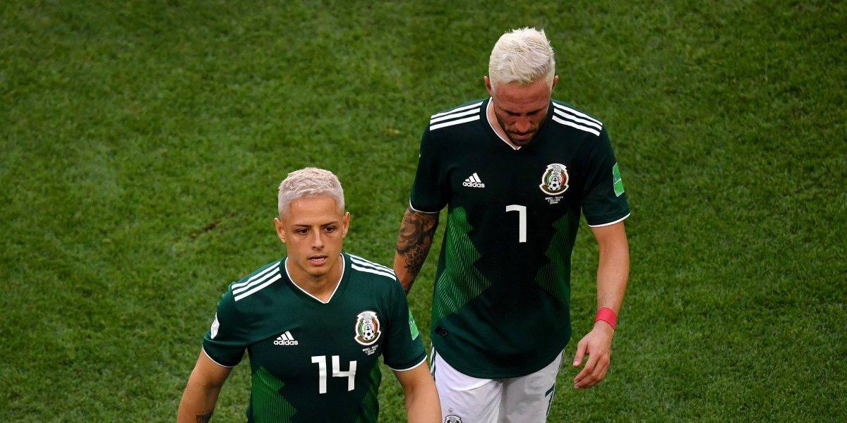 Layún y 'Chicharito' habrían pedido no ser convocados al Tricolor