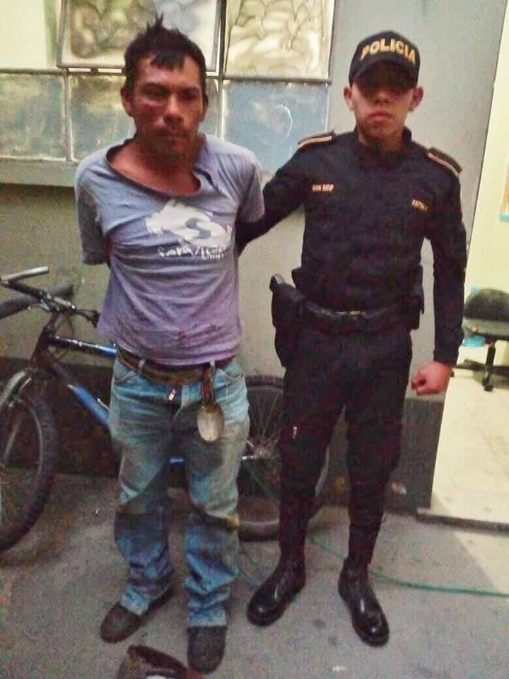 Marco Tulio Gabriel Piox condenadio por violación en Baja Verapaz