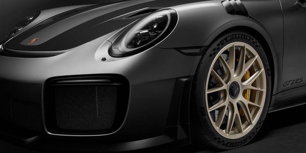 Michelin sale a romper récords con su nuevo neumático de carreras