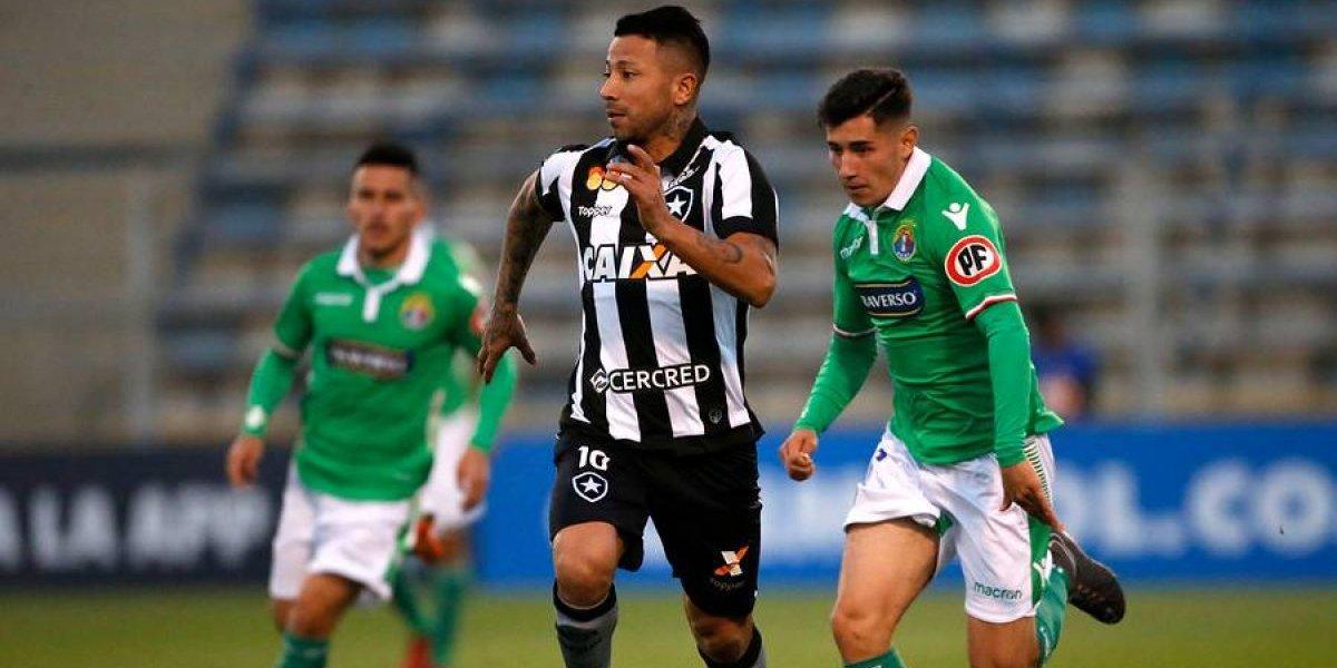 Con Leo Valencia como único chileno: así va el cuadro de la Copa Sudamericana 2018