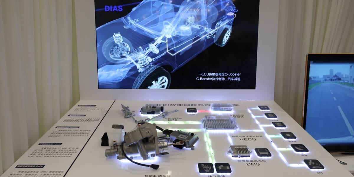 SAIC instala el primer laboratorio de Inteligencia Artificial de la industria automotriz china