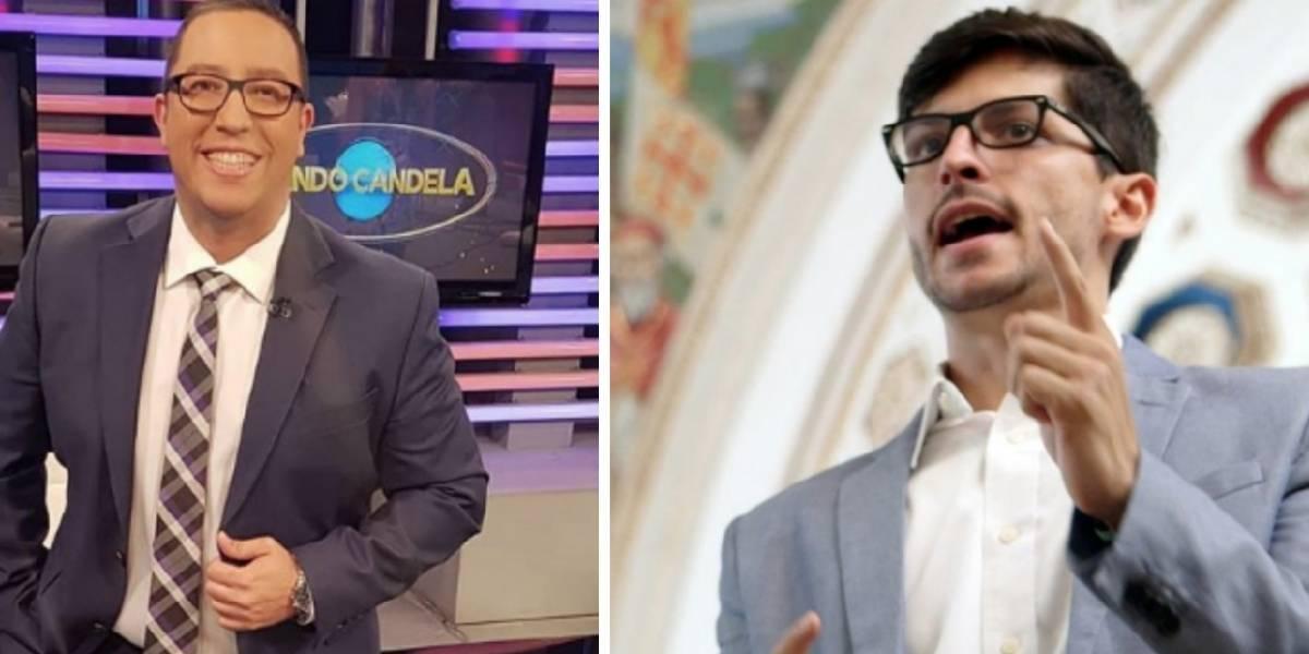Guerra de insultos entre 'El Nalgorazzi' y Manuel Natal