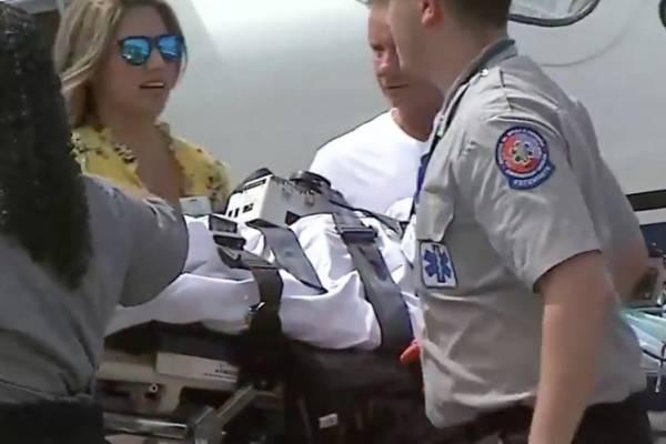 Llega niña herida en accidente en Aruba