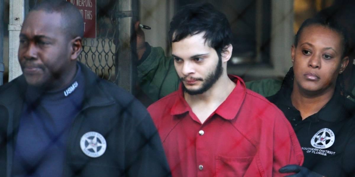 Cadena perpetua a hombre por masacre en aeropuerto de Florida