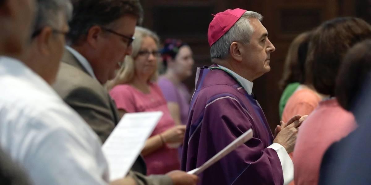 Obispo en EEUU ofrece disculpas a víctimas de abuso sexual