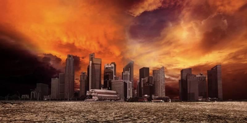 """Video: Alarmante predicción de MIT planteó """"el fin de la civilización"""" en 2040"""