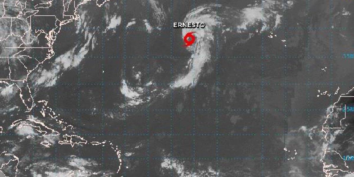 Tormenta tropical Ernesto no representa peligro para la República Dominicana