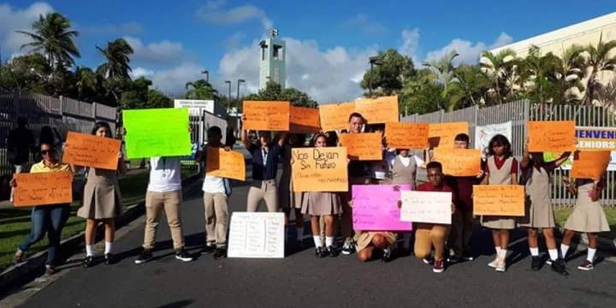 Educación desmiente que a escuela Isidro Sánchez de Luquillo le falten 19 maestros