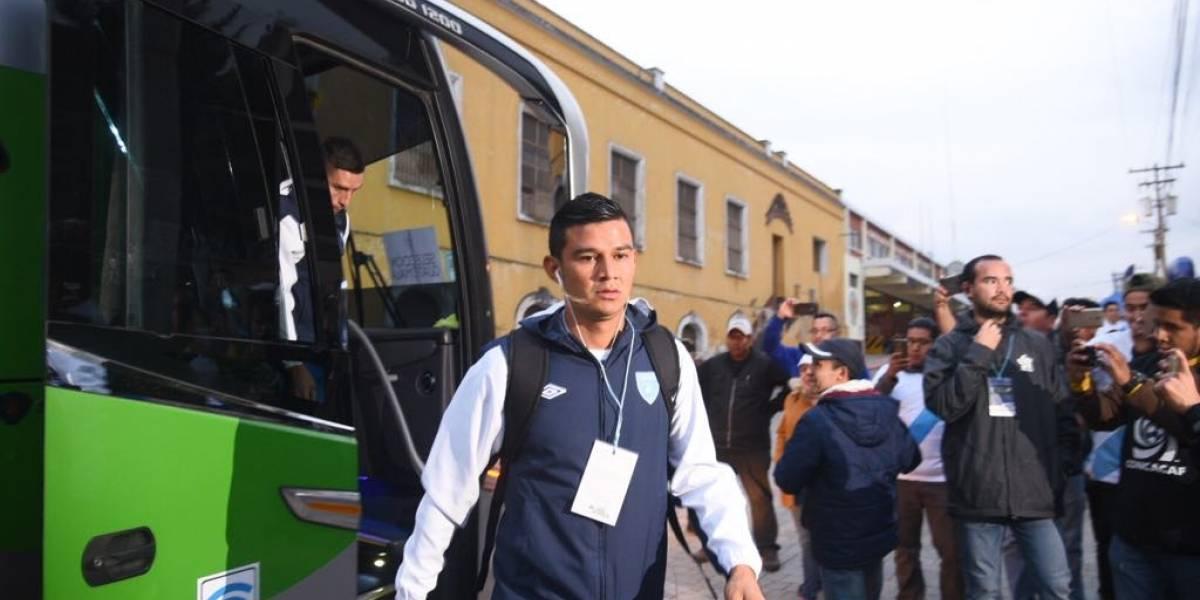 EN IMÁGENES. Aficionados reciben a la azul y blanco en el estadio Mario Camposeco