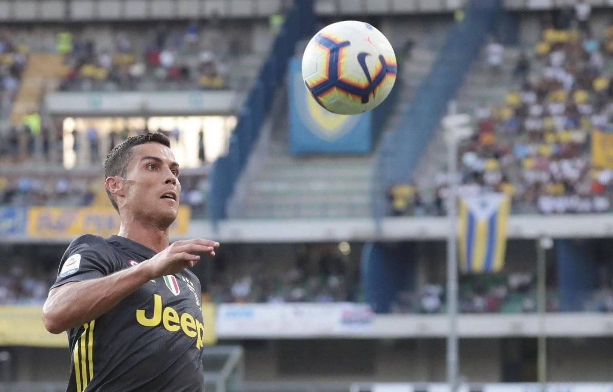 Credito EFE Cristiano Ronaldo