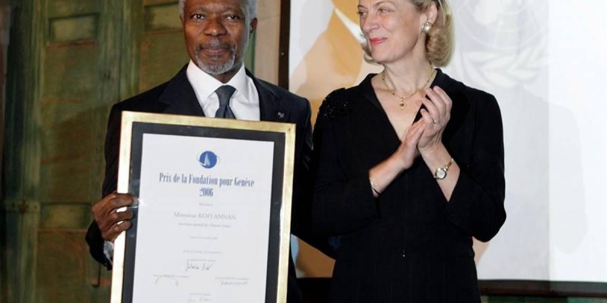 Muere Kofi Annan, exsecretario general de la ONU y premio Nobel de Paz