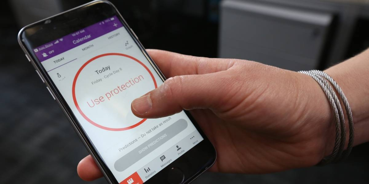 Aprueban la primera app anticonceptiva del mundo