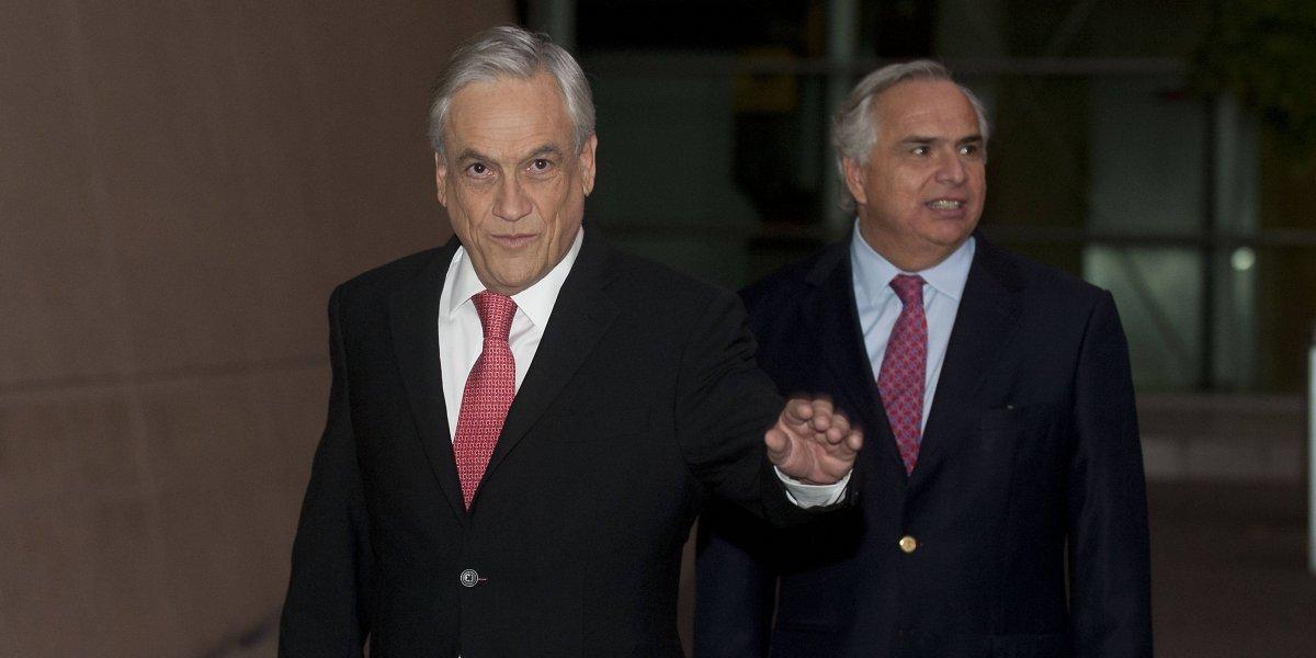 Piñera busca ordenar la casa: Presidente convoca a Chile Vamos a reunión extraordinaria