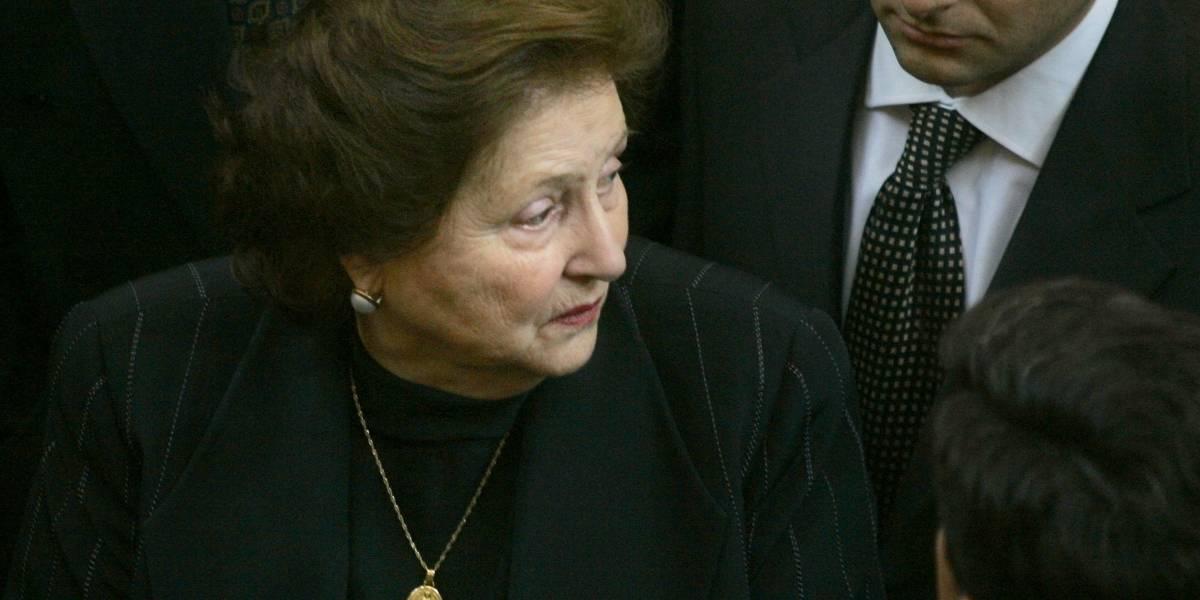 Caso Riggs: seis meses durará remate de bienes de Lucía Hiriart y Augusto Pinochet