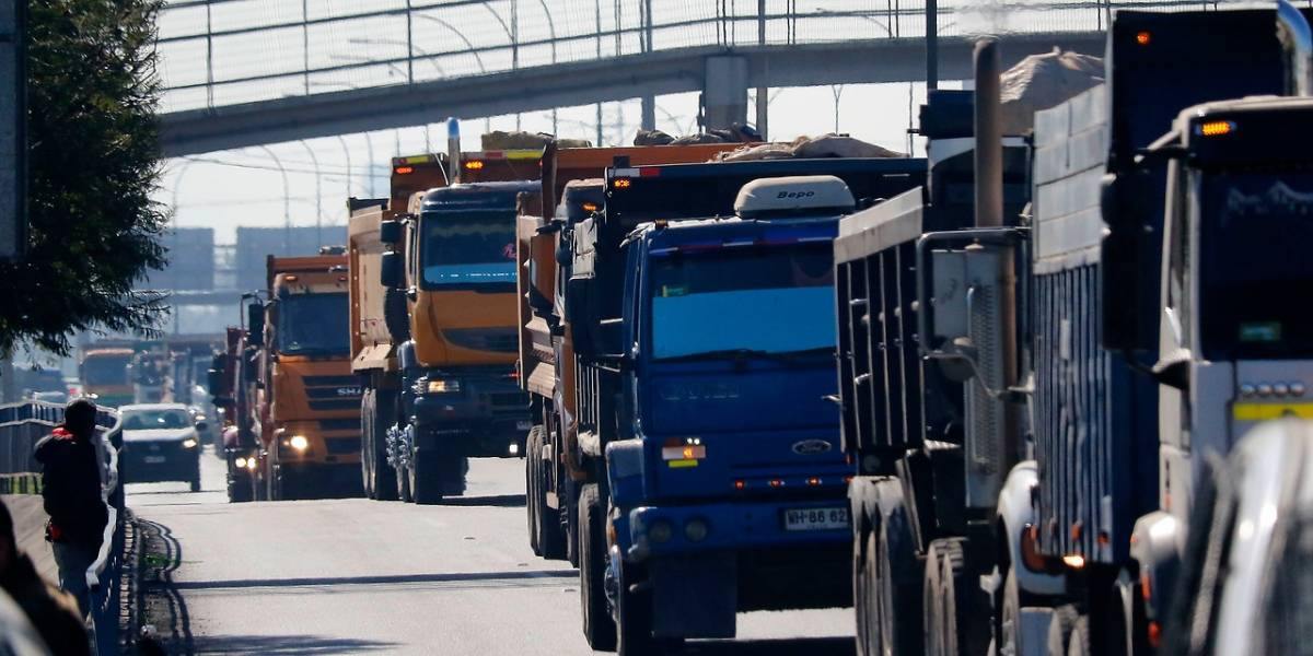 Nace un nuevo gremio: en La Araucanía se fundó la primera asociación de camioneros mapuches