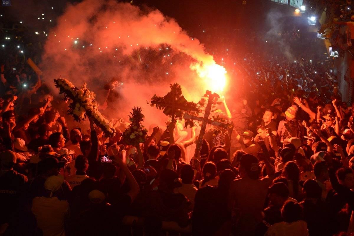 Barcelona SC vs Liga de Quito