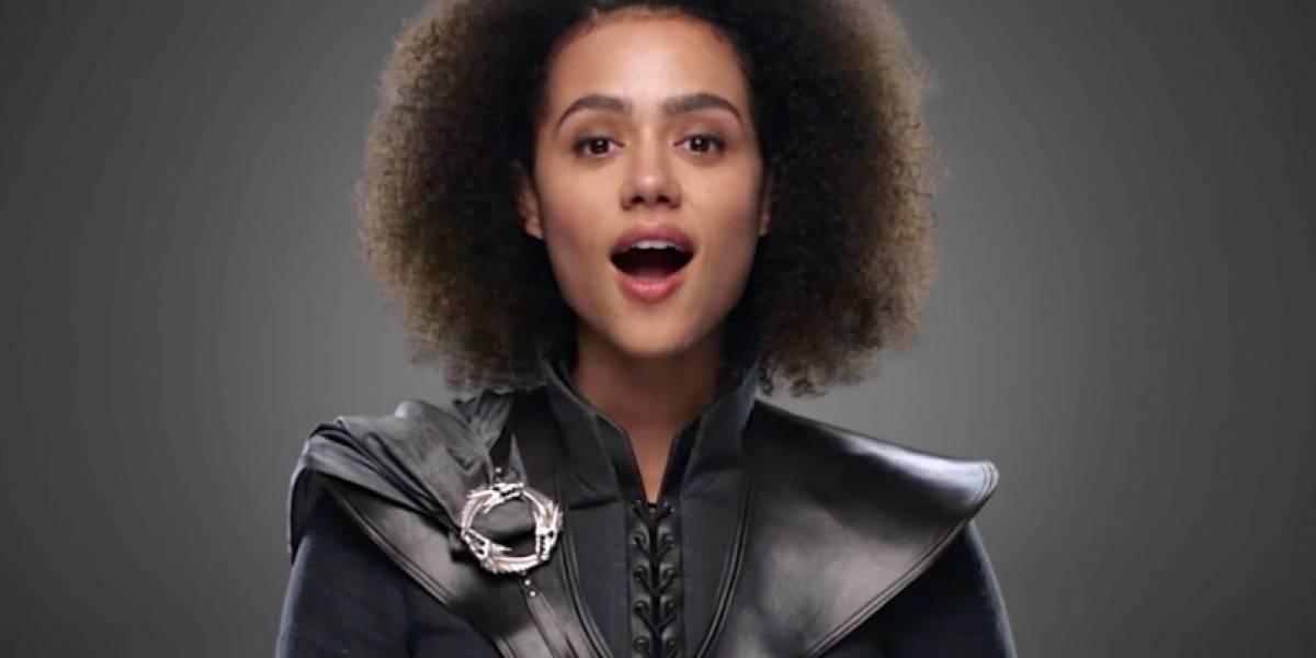 """""""Missandei"""" de """"Game of Thrones"""" revela que la última temporada es """"desgarradora"""""""