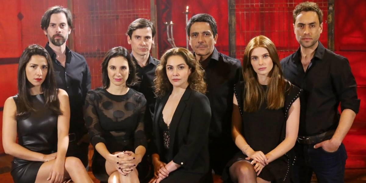 """""""Pacto de sangre"""": Canal 13 libera el primer trailer de su nueva teleserie nocturna"""